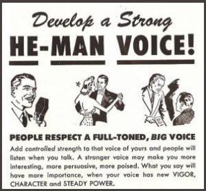 He-man voice