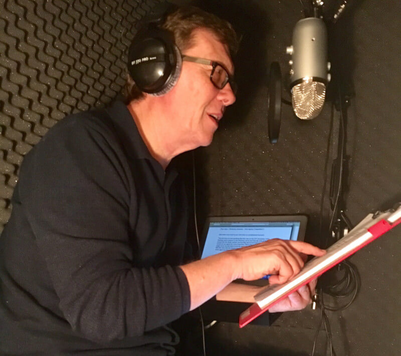 Shaun Price Voiceovers